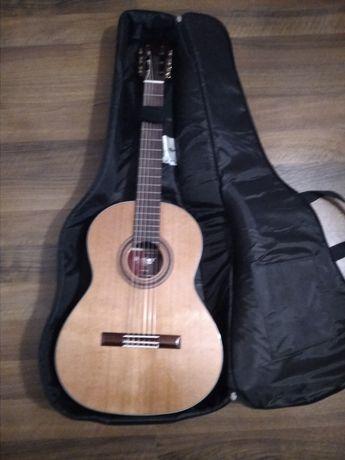 Gitara Martinez MC 58C SEN 7/8 + akcesoria