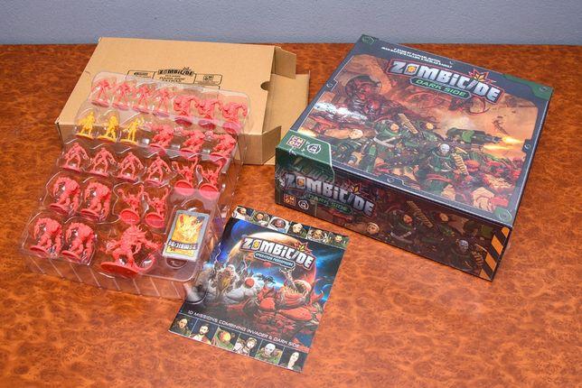 Jogo de Tabuleiro Zombicide: Dark Side + Exclusivos Kickstarter