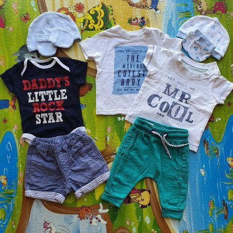 брендовые вещи для новорождённого на лето