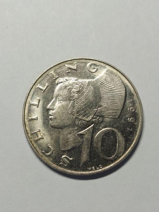 Монеты 1,5,10 шиллингов Черкассы - изображение 1