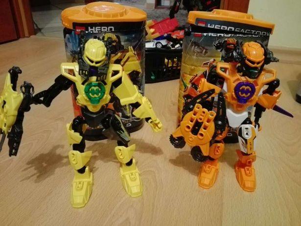 Klocki Lego hero factory Nex 2068, figurka, klocki LEGO