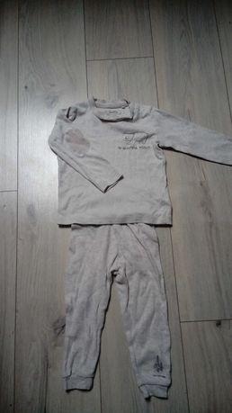 Lupilu komplet dres bluzka i spodnie 86/92 wysylka