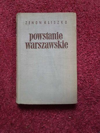 Powstanie warszawskie Zenon Kliszko