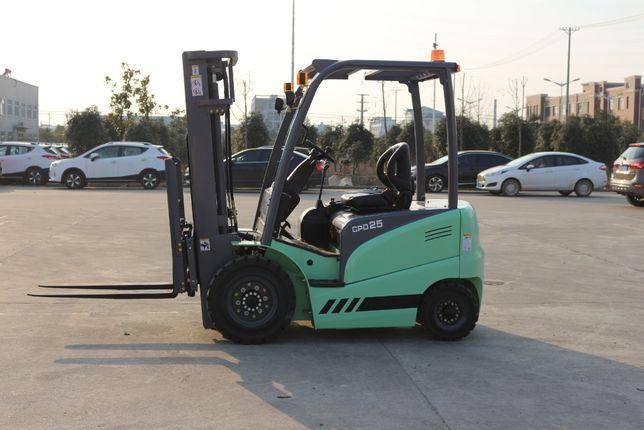 Elektryczny wózek widłowy Nowy 2 ton
