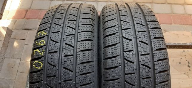 Резина зима 95% протектор Pirelli 215/60 R16C Carrier Winter 2016р.