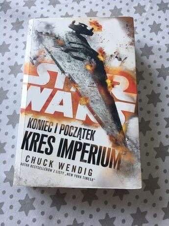 """""""Star Wars kres imperium"""" Chuck Wendig"""