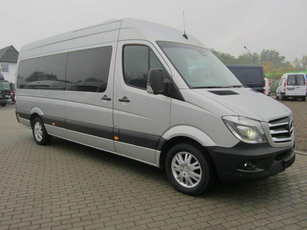 Пасажирські перевезення, веземо в Німечинну, Бельгію та Нідерланди!