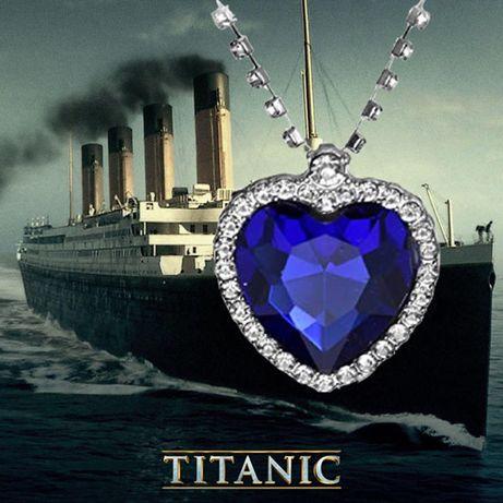 Naszyjnik Serce Oceanu Dzień Kobiet ?