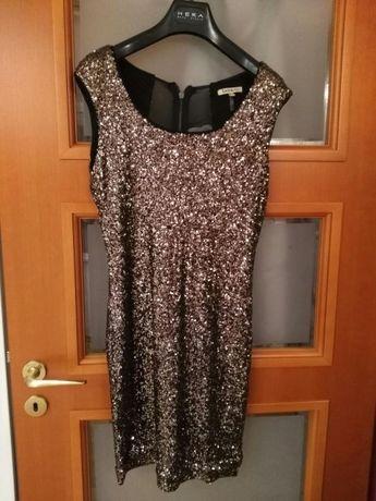Piękna sukienka raz założona