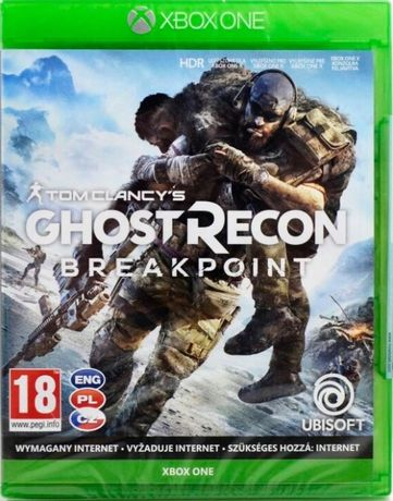 Tom Clancys Ghost Recon Breakpoint PL Xbox ONE * Video-Play Wejherowo