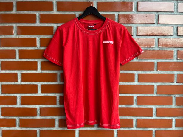 Motul Merch Оригинал мужская футболка мерч размер L Б У