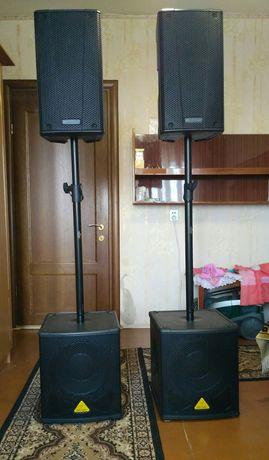 Комплект музыкальной аппаратуры