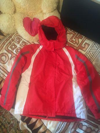 Куртка спорт подросток