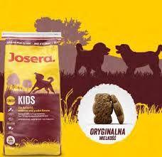 Karma JOSERA KIDS - 15 kg - dla szczeniąt średnich i dużych ras