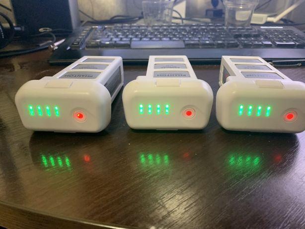 3 аккумулятора Phantom 2  + зарядное устройство (Фантом 2-3)