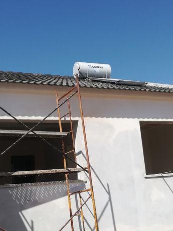 Instalações e manutenções de sistemas solares(painéis solares)