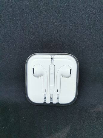 Słuchawki AirPods IPhone jack