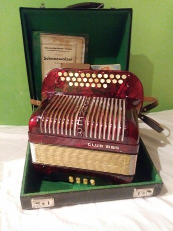 Akordeon Hohner Club III BS