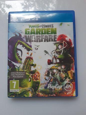 Plants vs zombies ps4 używane