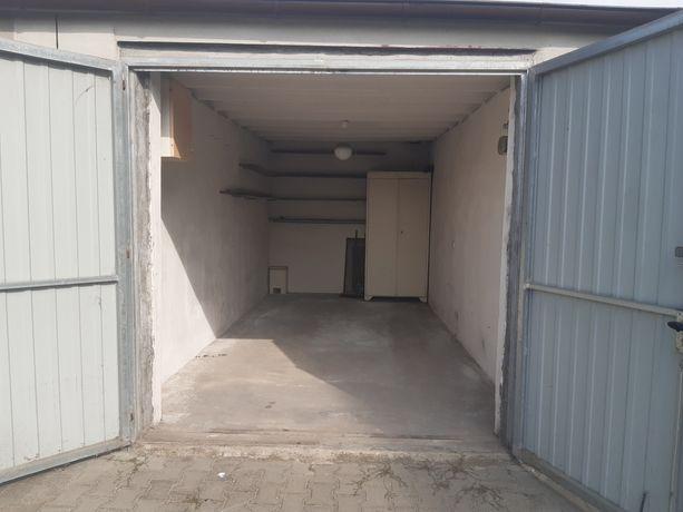 Wynajmę garaż w Srodzie wlkp .