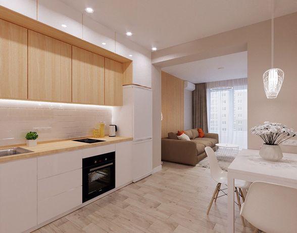 Продается однокмнатная квартира 29.5.м2 по адресу Майкопская 1