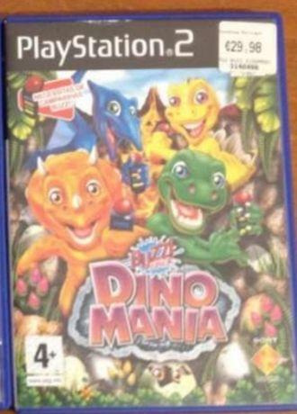 Jogo PS2 Dino Mania