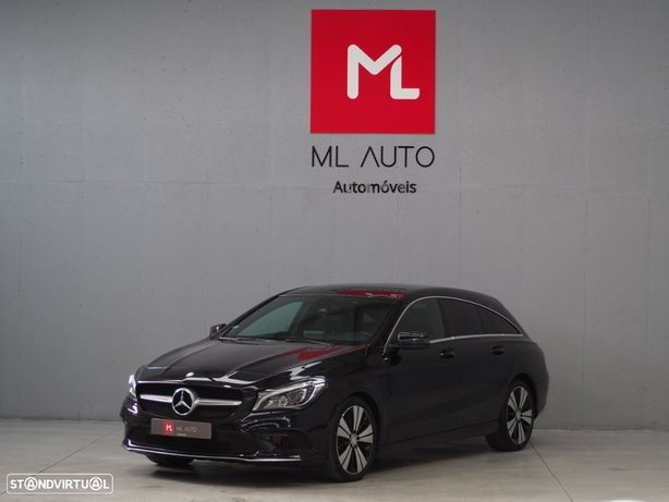 Mercedes-Benz CLA 200 d Urban
