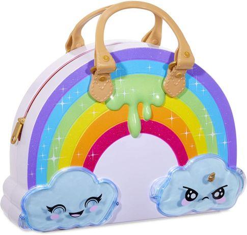 Poopsie Rainbow Slime Kit Моя радужная коллекция Сумка радуга слайм