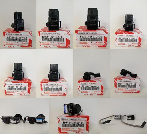 Датчик парктроник Toyota Camry Камри 30 40 50 70 Prado 120 150 RAV4