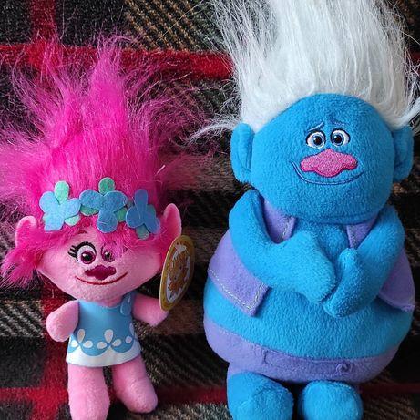 Принцесса Розочка игрушки набор троли