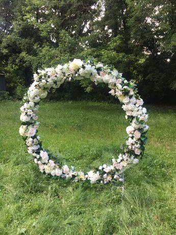 НОВАЯ! Свадебная арка купить в Черновцах фотозона на свадьбу!