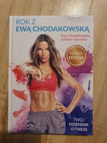 Rok z Ewa Chodakowska Twój dziennik fitness