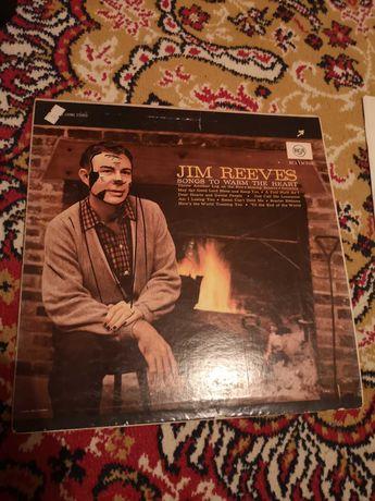 Płyta winylowa Jim Reeves songs to warm the hearts.