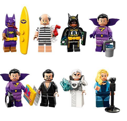 Coleção Bonecos / Minifiguras Super Heróis nº97 - compativeis com Lego