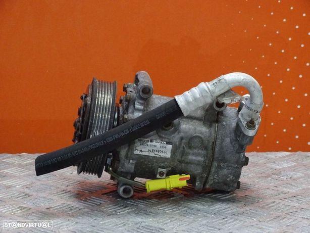 Compressor A/C PEUGEOT Bipper 1.4 HDI de 2008 Ref: 9684480480