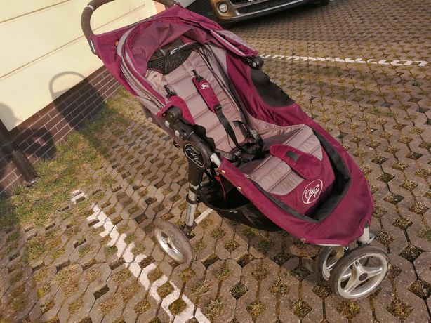 BabyJogger city Mini wózek spacerówka