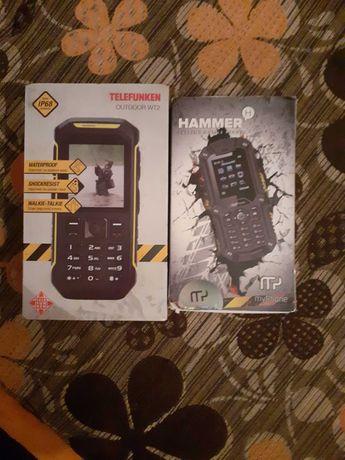 Telefunken outdoor WT2 oraz Hammer H