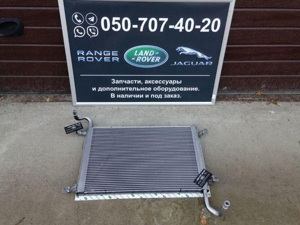 Радиатор охлаждения нагнетателя (supercharger) Range Rover Sport 4.2.