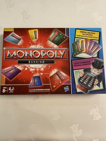 Monopoly ,,Banking""