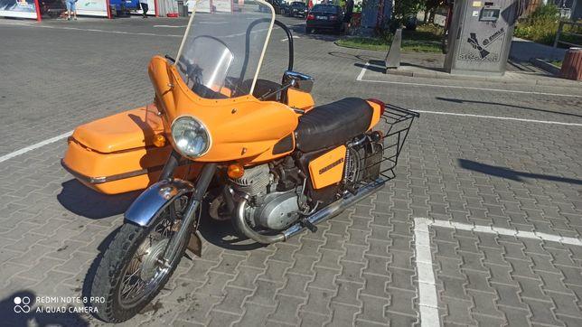 Мотоцикл ИЖ Планета 4