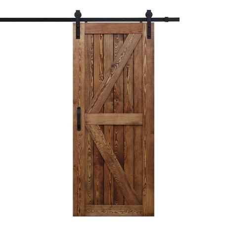Drzwi Przesuwne Drewniane + System