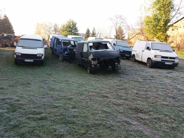АВТОРАЗБОРКА VW Т4 (Фольцваген Т4) запчасти разборка шрот Продам т4 по