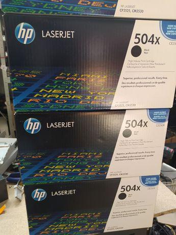 HP LaserJet 504x (CE250X)