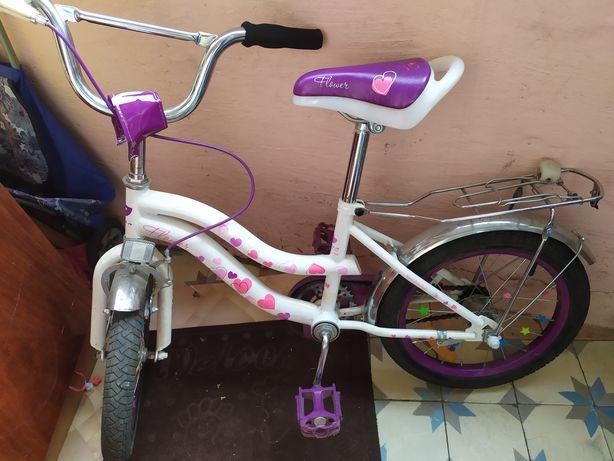 Велосипед детский  16 дюймов СРОЧНО! Се