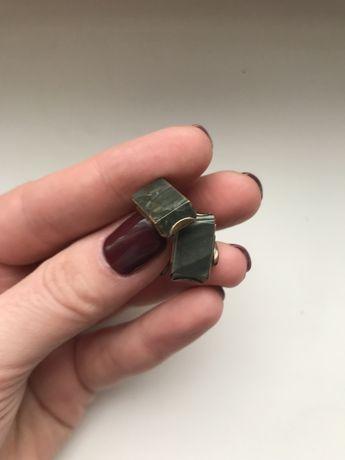 Запонки антиквариат серебро
