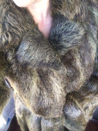 Женская нутриевая шубка Аргентина по цене пуховика