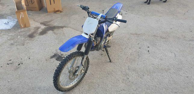 Yamaha TTR 125ccm 2010r