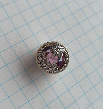 Pandora różowe stokrotki