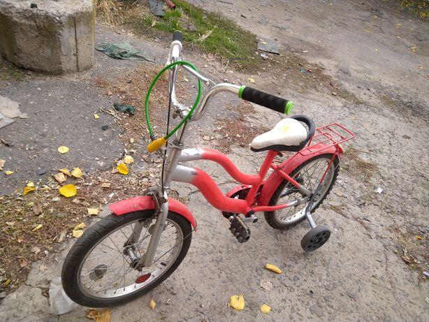 """Продам детский велосипед (18"""")"""