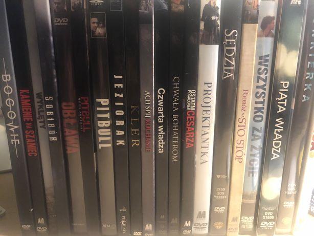 Filmy DVD - 90 filmów z prywatnej kolekcji stan BDB